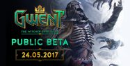 Gwent: The Witcher Card Game Public Beta Dated