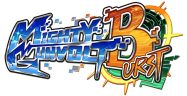 Mighty Gunvolt Burst Logo