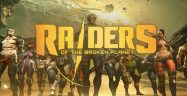 Raiders of the Broken Planet Banner