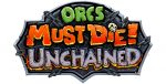 Orcs Must Die! Unchained Logo