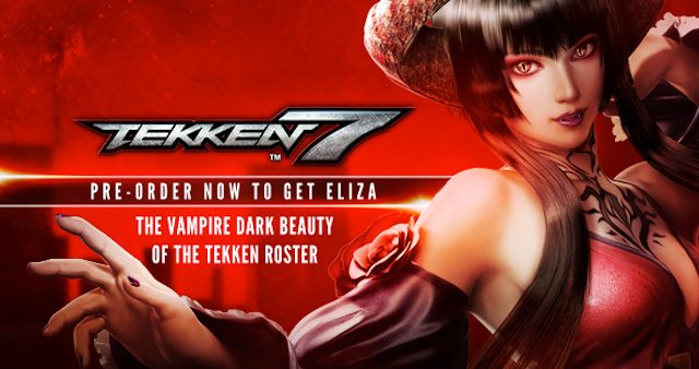 Tekken 7 How To Unlock Eliza