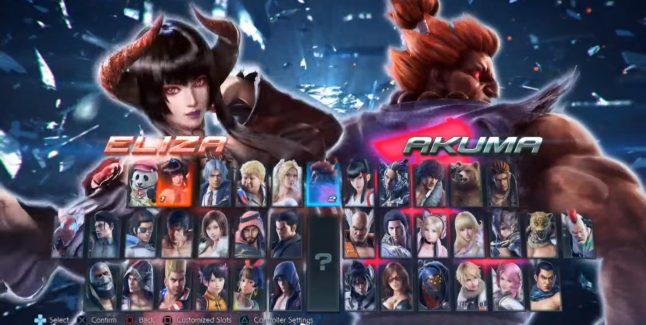 Tekken 7 Unlockable Characters