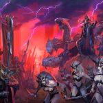 Total War: Warhammer II Dark Elves Artwork