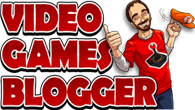 Video Games Blogger Logo