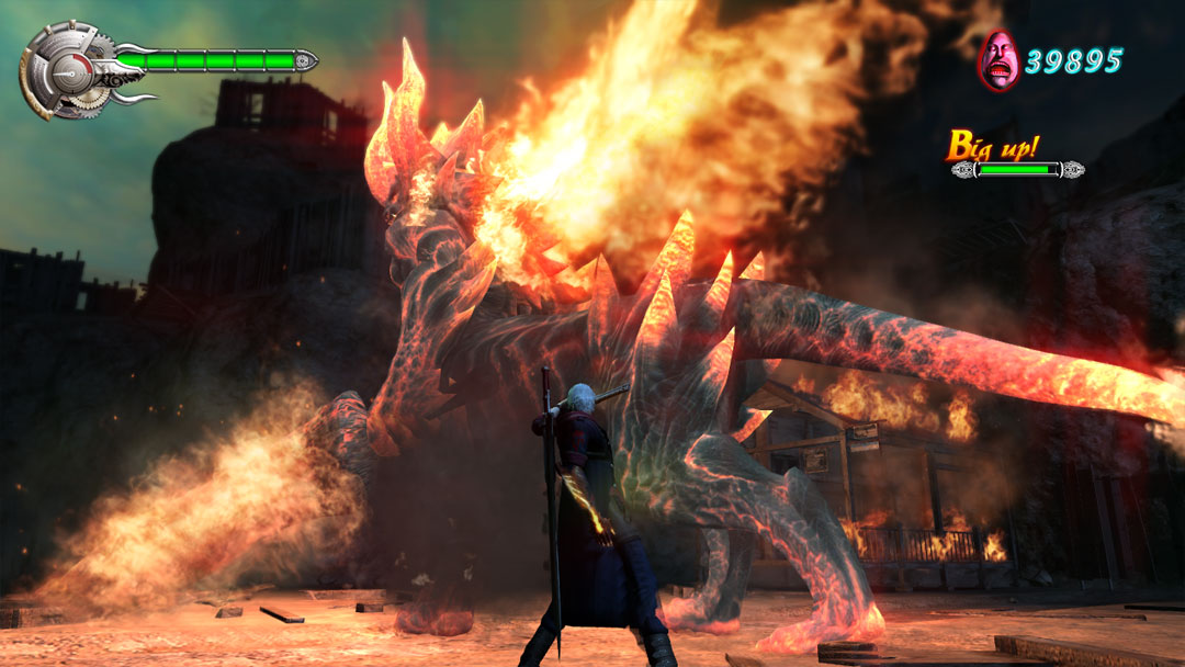 Devil May Cry 4 [RELOADED]