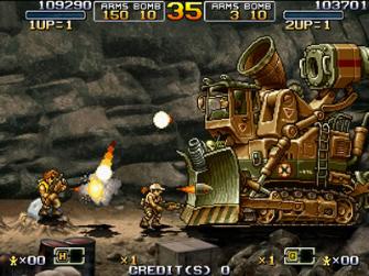 لعبة شهيرة | Metal Slug X | بحجم 28 ميغا فقط metal-slug-6-screens