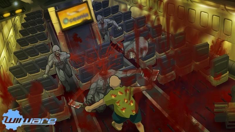 Last Flight vampire slayer game announced for WiiWare