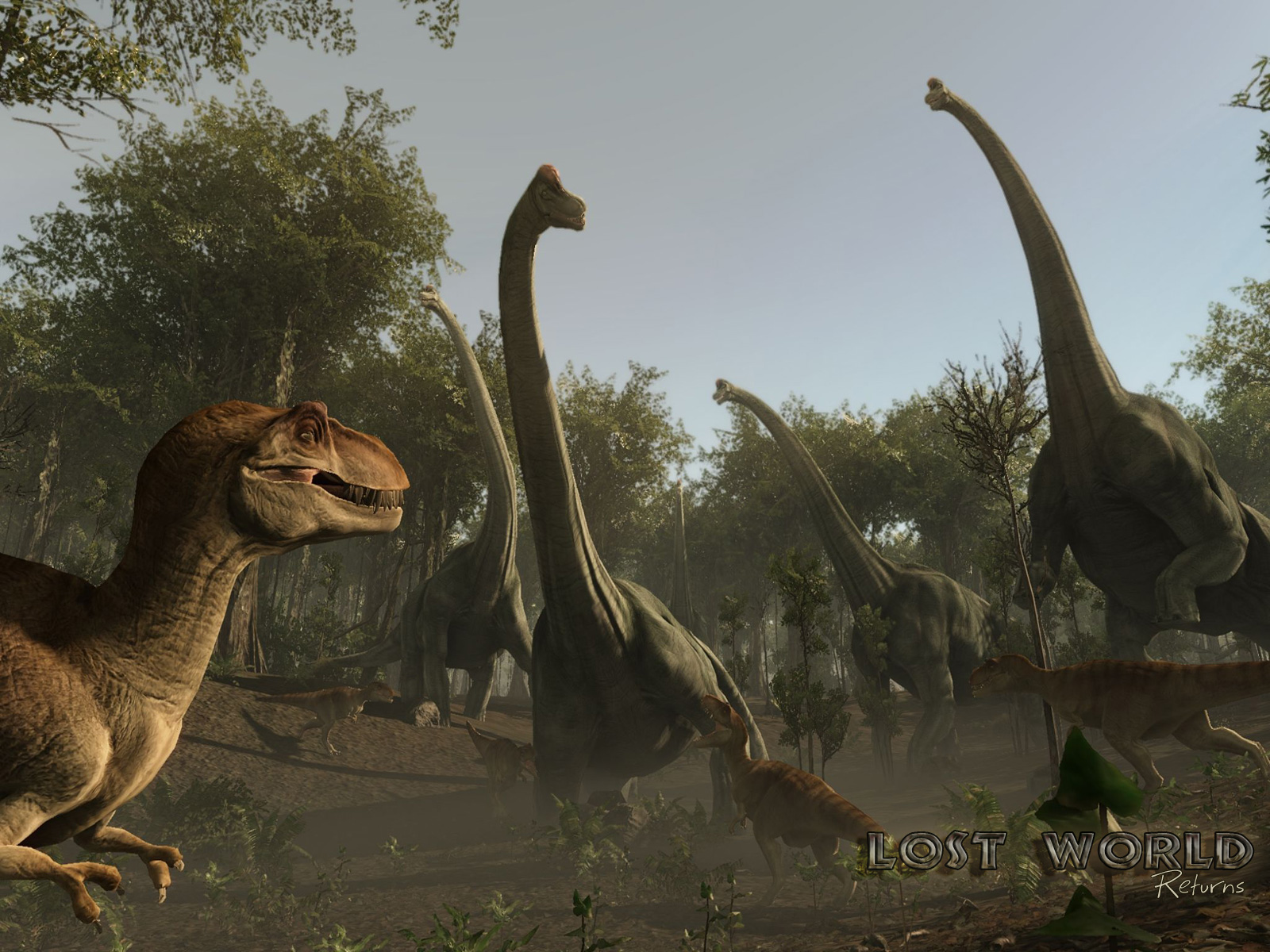 Jurassic Park The Lost World Returns In Crysis Mod Video Games