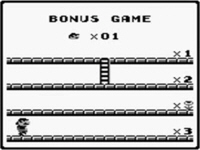 Super Mario Land bonus game