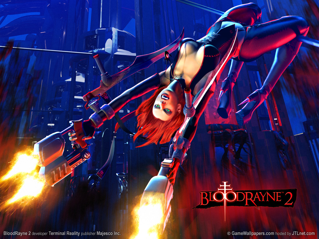 Bloodrayne 3 Game Not Coming Yet A Third Movie Is Still Being