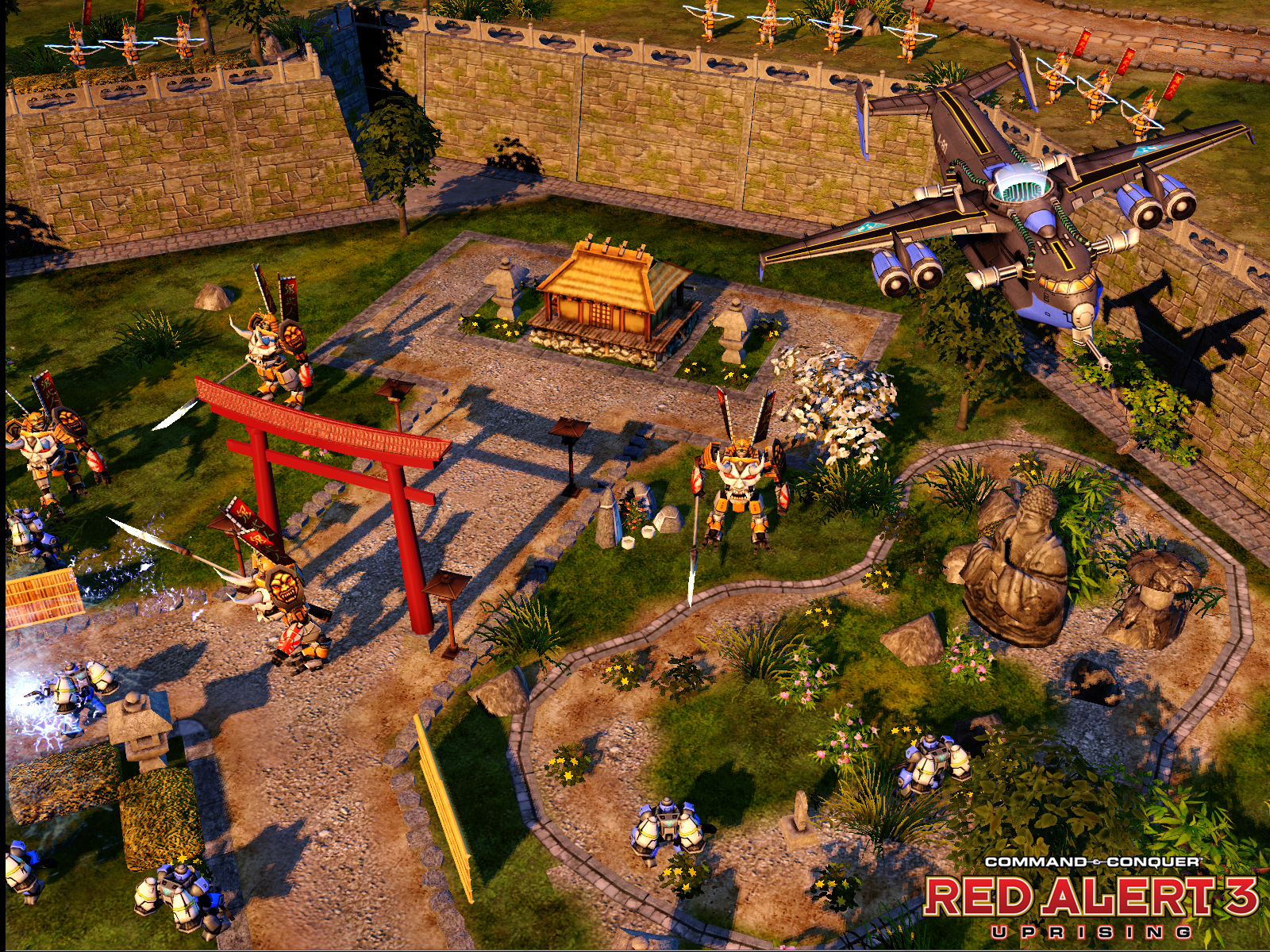 How to download red alert 3 uprising full version for free pc.