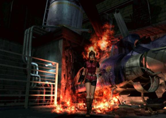 Resident Evil 2 Review Leon And Claire Battle Hordes Of Zombies