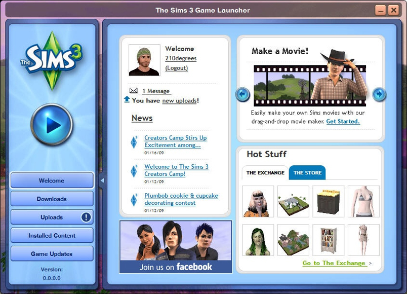 The Sims 3 online features reveal free 2nd town and new