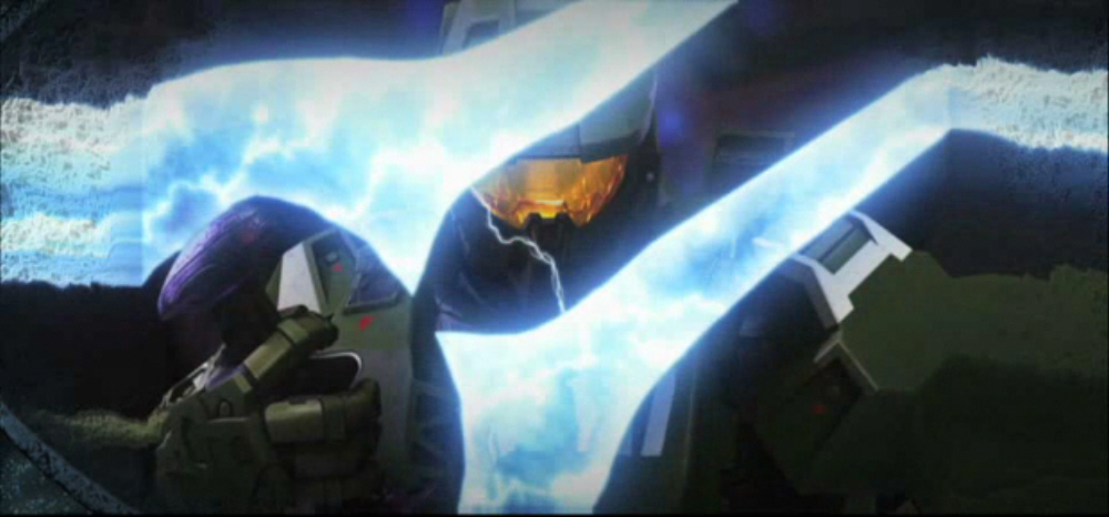 Halo Legends Anime Announced Helmed By Ghost In The Shell And