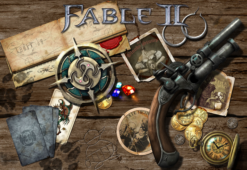 Fable II becomes episodic  First chapter a free download on