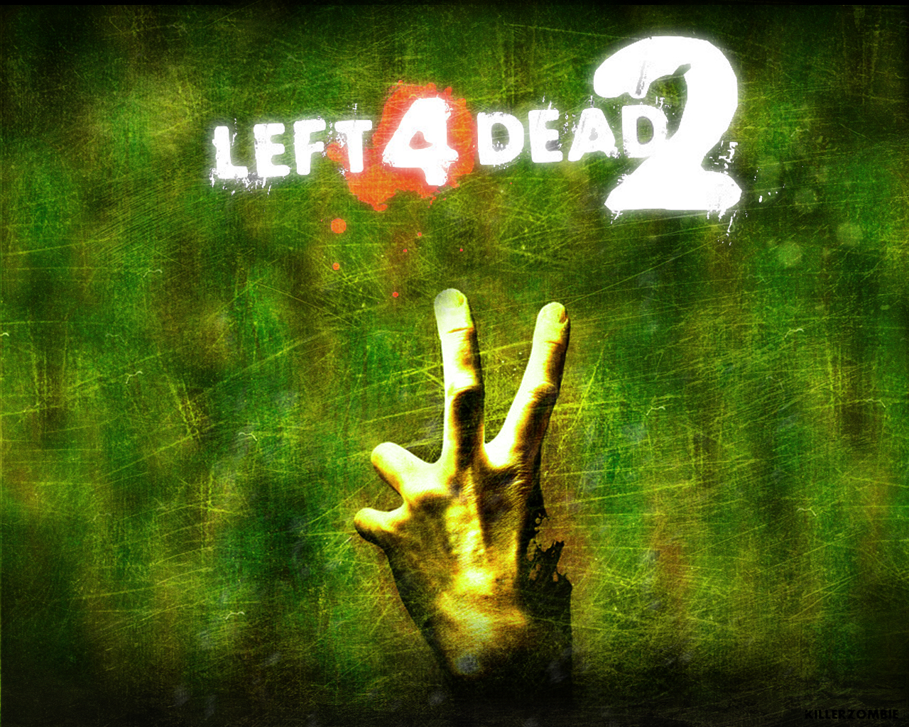Left 4 Dead 2 Wallpaper Video Games Blogger