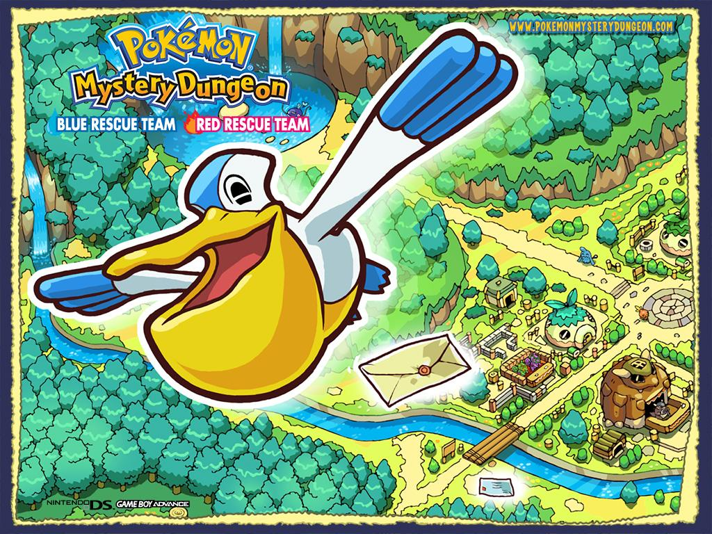 Pokemon Mystery Dungeon 2 Wallpaper Video Games Blogger