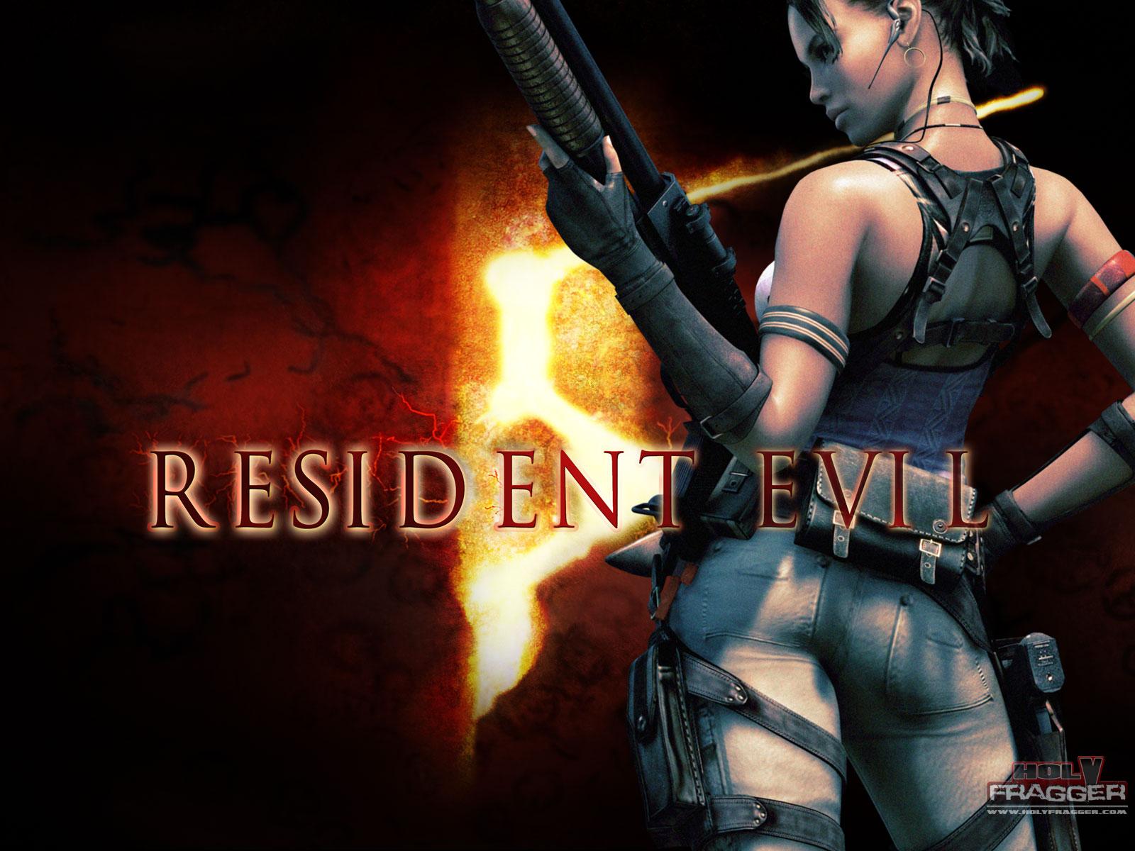 Resident Evil 5 Wallpaper Video Games Blogger