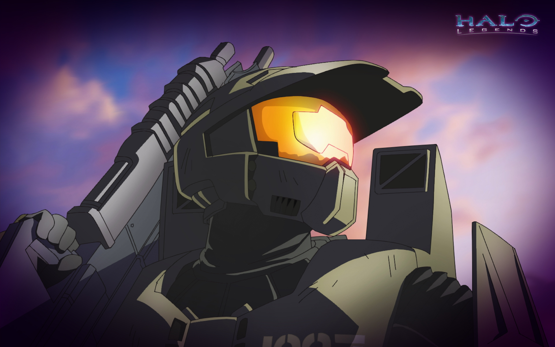 Halo Legends Posters Show The 7 Different Anime Styles Video