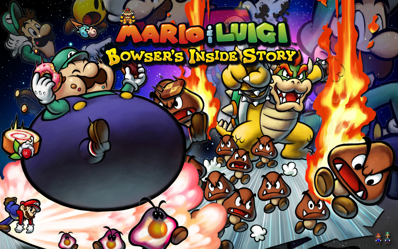 Mario And Luigi Bowsers Inside Story Cheats And Secrets Ds