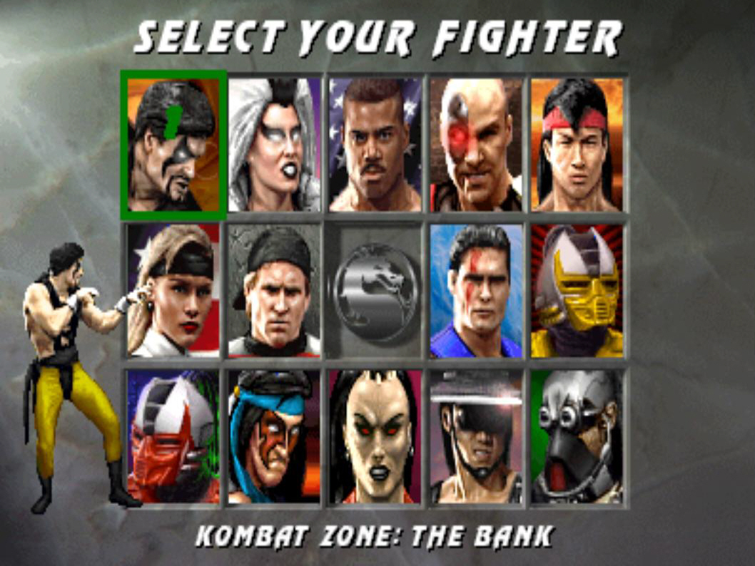 All Mortal Kombat 3 Fatalities And Unlockable Characters Cheats