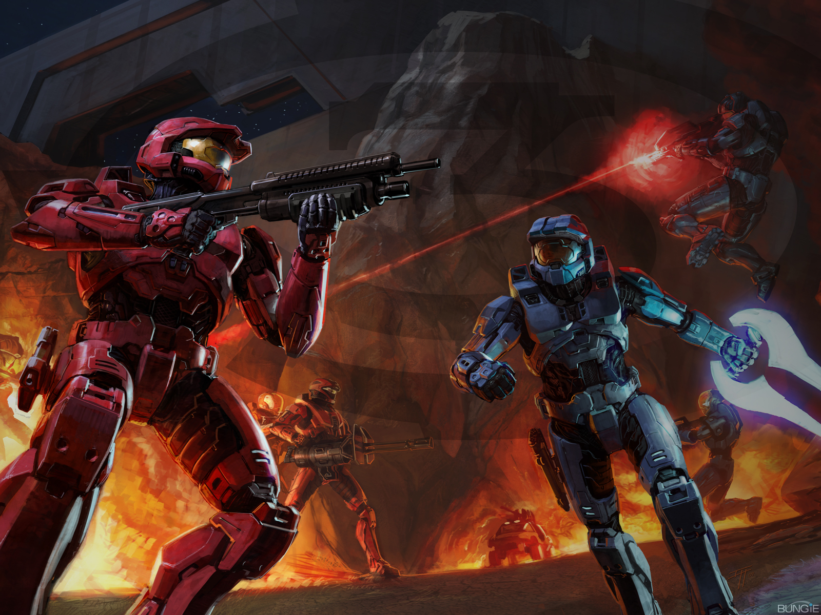 Halo 3 Wallpapers Video Games Blogger