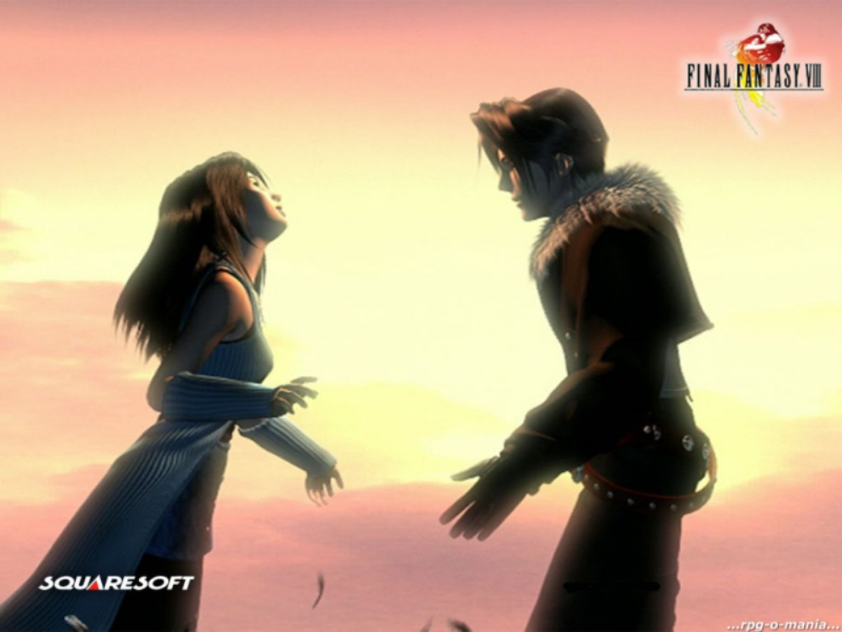 Final Fantasy Viii Wallpaper Video Games Blogger