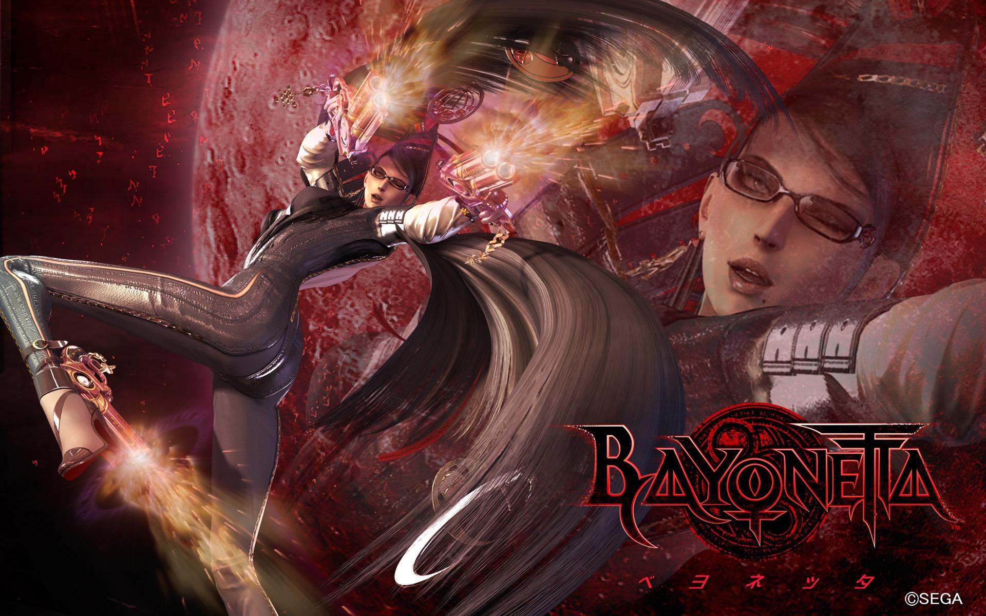 Bayonetta wallpaper and sexy pics
