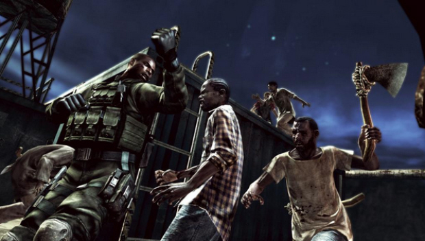 Resident Evil 5 2nd Dlc Desperate Escape Announced Video Games