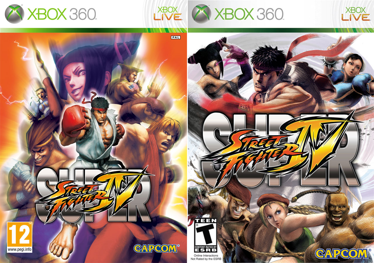 street fighter iv how to get good