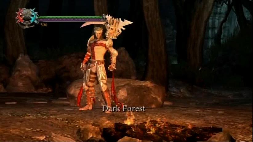 Dantes Inferno The Dark Forest Walkthrough And Achievements