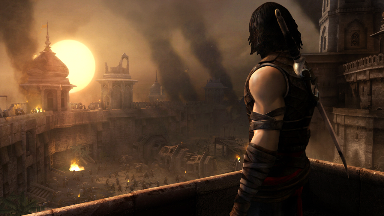 Prince Of Persia The Forgotten Sands Wallpaper Video Games Blogger