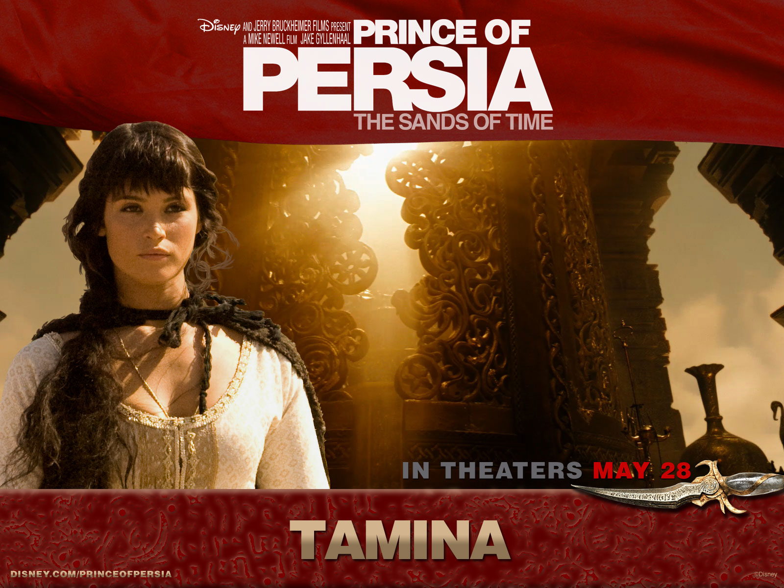 Prince Of Persia Movie Wallpaper Video Games Blogger
