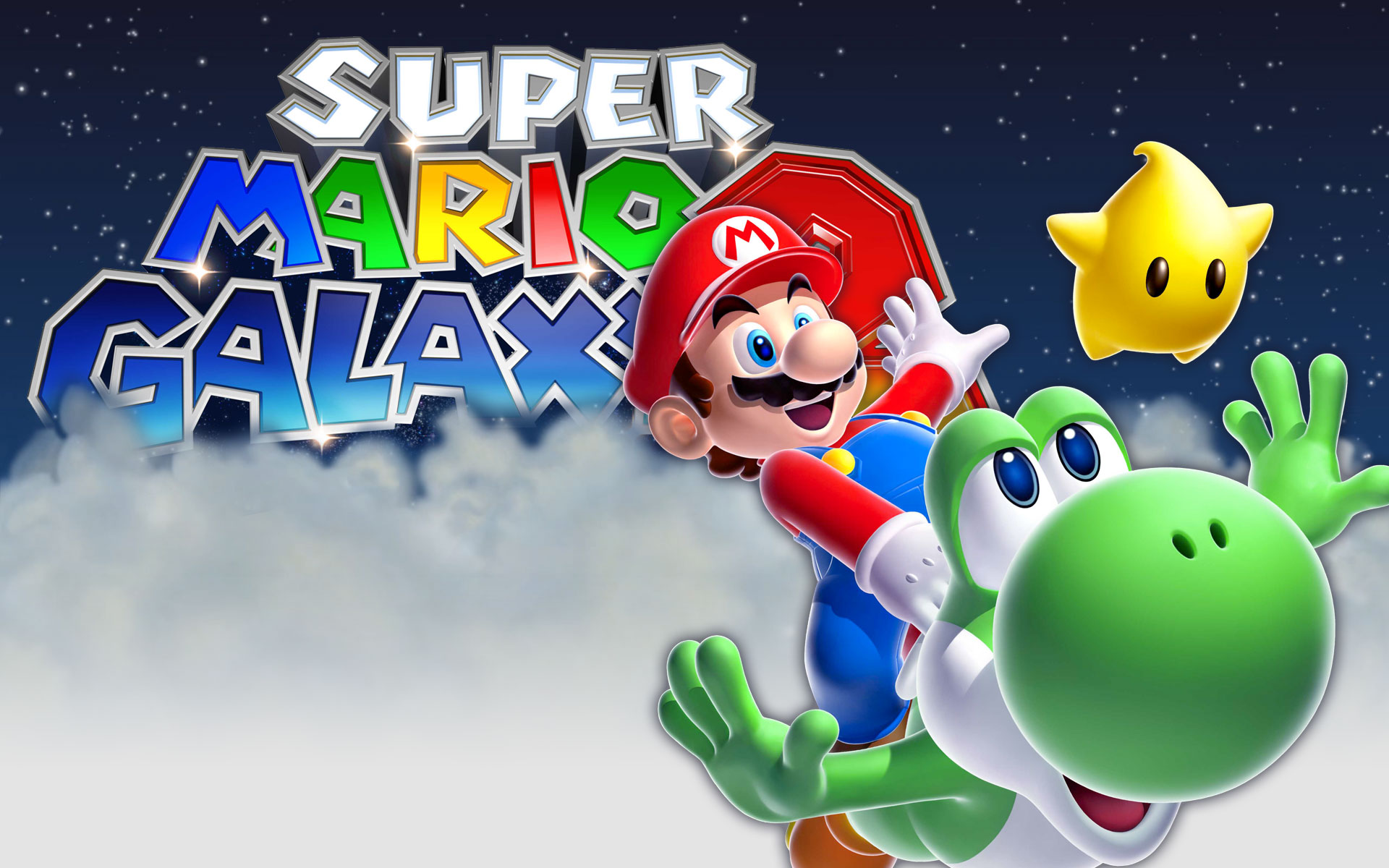 Super Mario Galaxy 2 Wallpaper Video Games Blogger