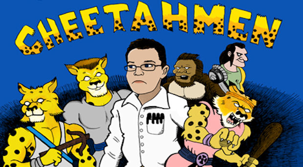 angry video game nerd review - Angry video game nerd film review. - YouTube Manga Art Style