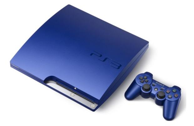 Gran Turismo 5 blue-color PS3 Japanese limited edition bundle