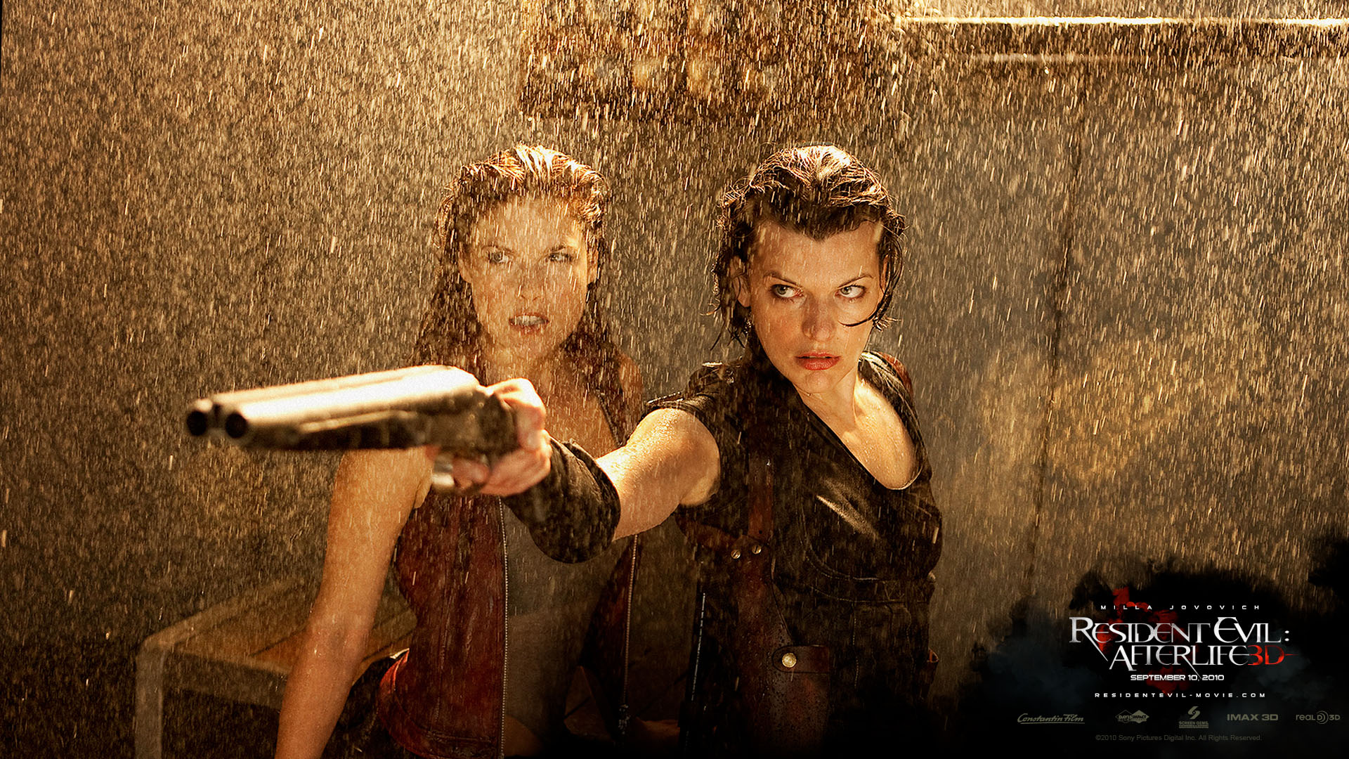 Resident Evil 5 Movie Will Be Made Says Alice Actress Milla Jovovich Video Games Blogger