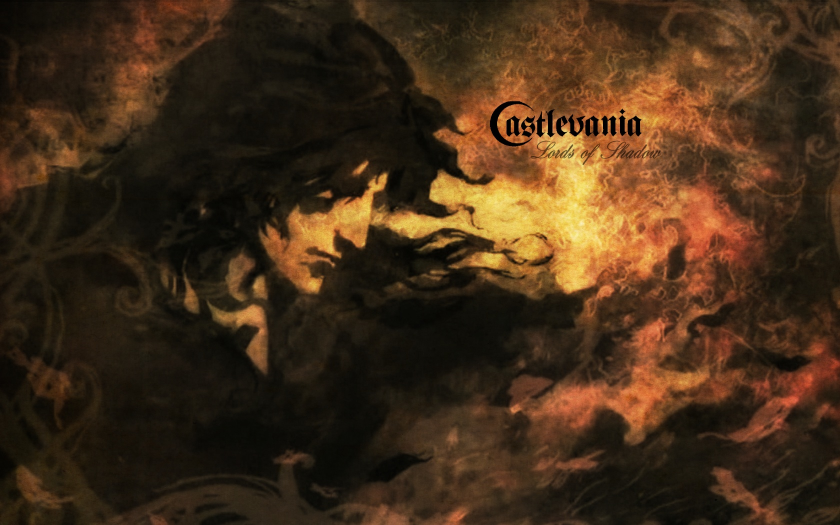 Castlevania Lords Of Shadow Wallpaper