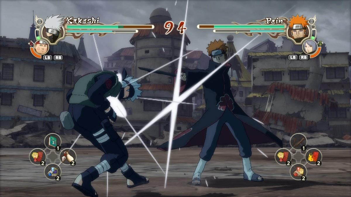 Naruto shippuden: ultimate ninja storm 2 -trainer +5 v1. 00.