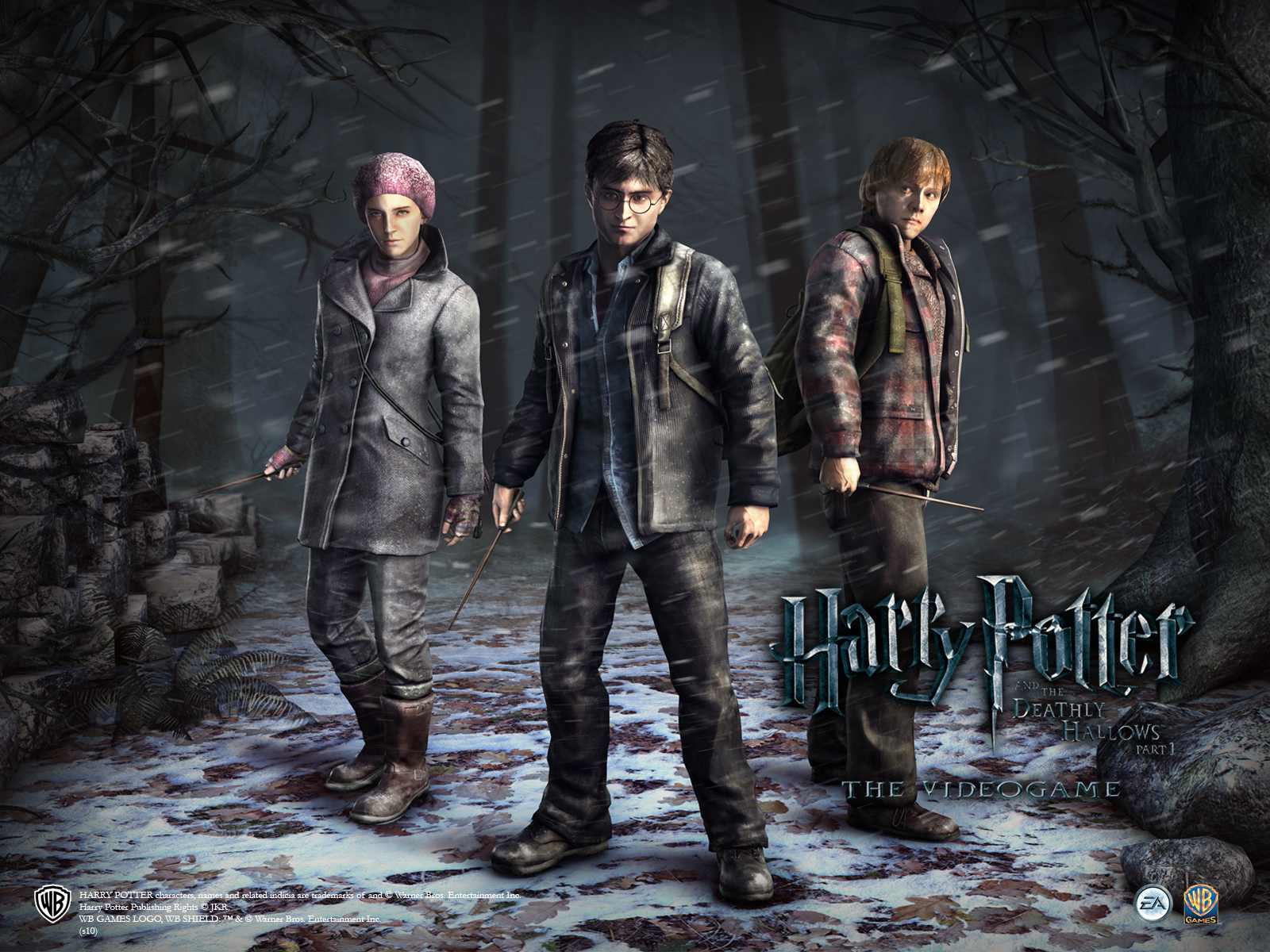 Harry Potter And The Deathly Hallows Walkthrough Video Guide Wii Xbox 360 Ps3 Pc Video Games Blogger