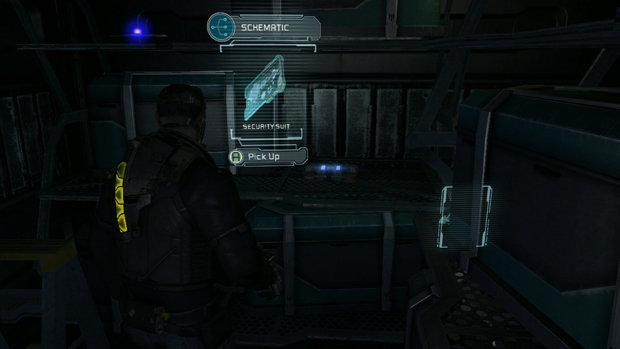 Dead Space 2 Schematics Locations Guide (Xbox 360, PS3, PC ... on