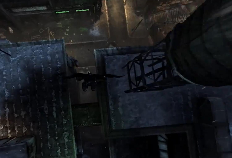 Batman Arkham City Gameplay Trailer Shows New Move