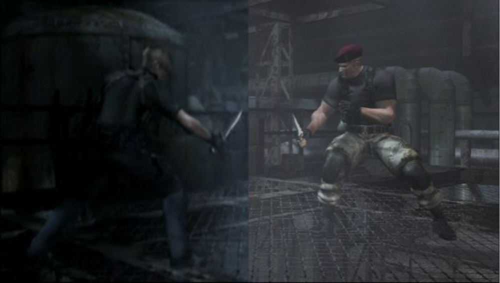 Resident Evil Code Veronica X And Resident Evil 4 Announced As Downloadable Games Xbla Xbox 360 Psn Ps3 Video
