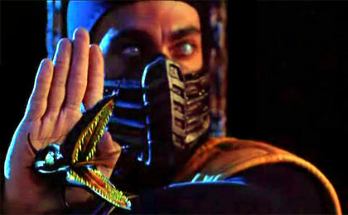 Who Is Your Favorite Mortal Kombat Character Of All Time Video