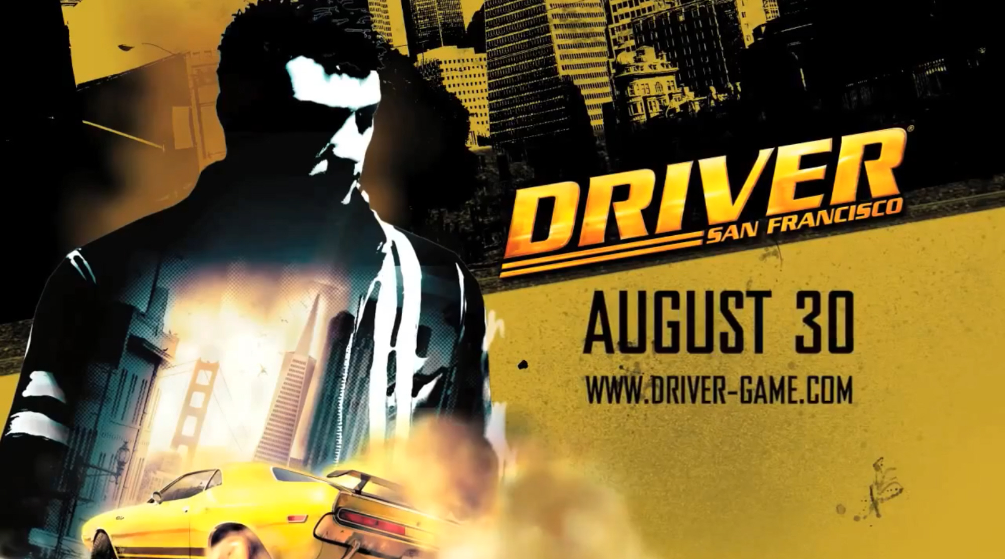 Driver San Francisco Release Date Announced For Xbox 360 Ps3