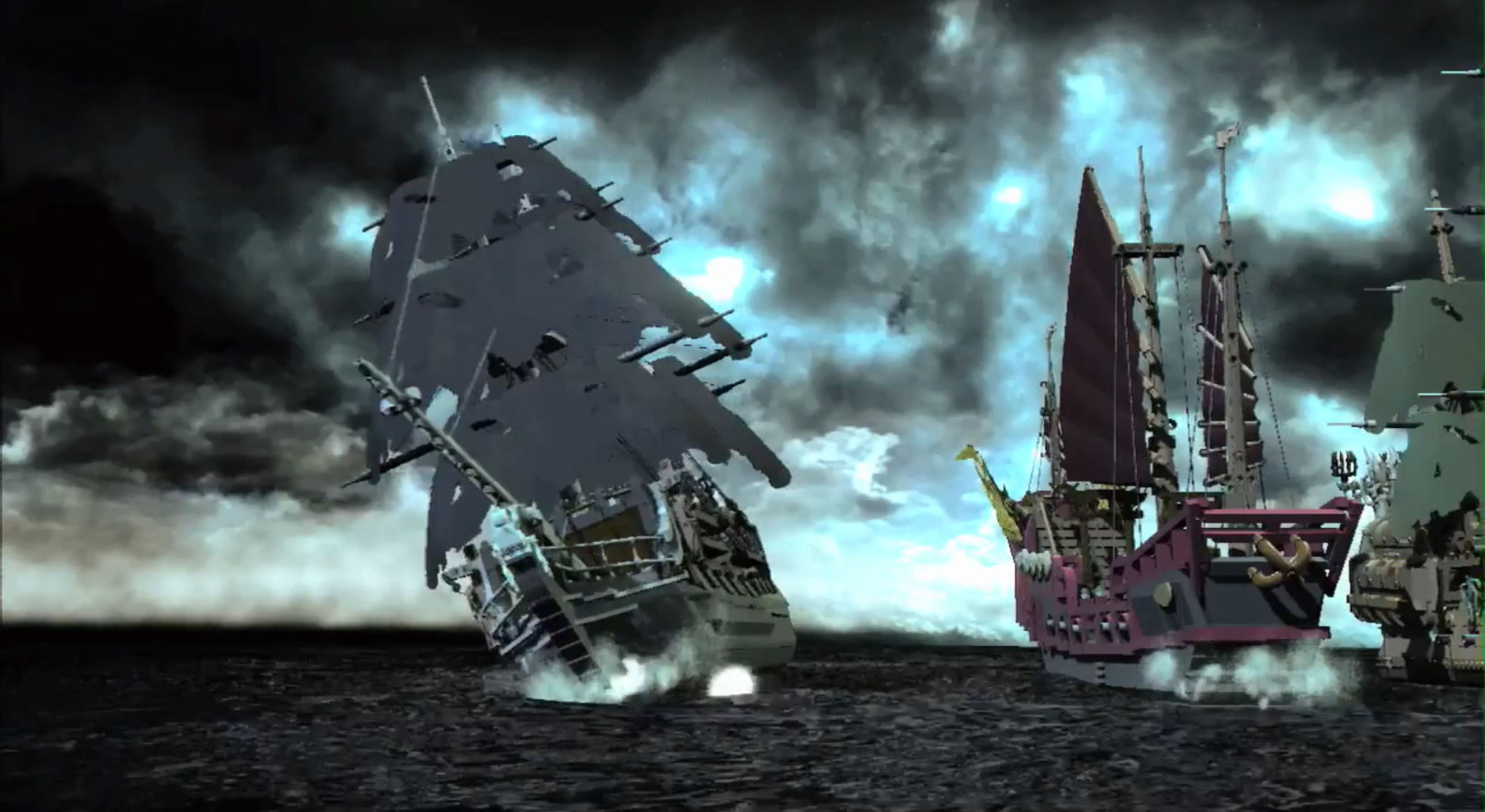 Lego Pirates Of The Caribbean At Worlds End Trailer