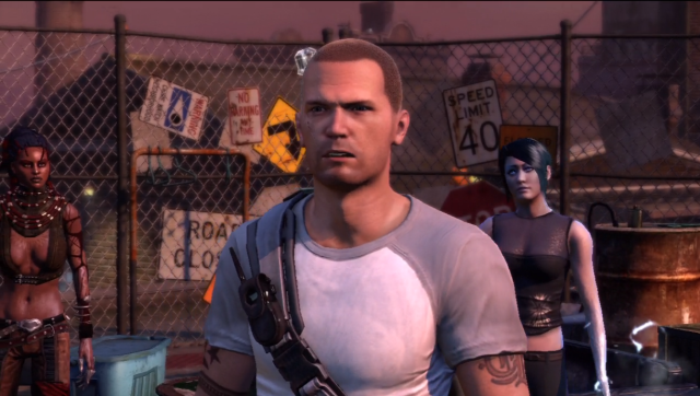 Infamous 2 Review Video Games Blogger