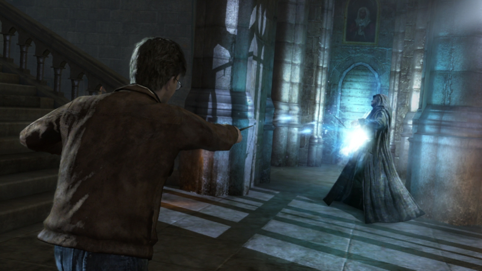 Harry potter deathly hallows part 2 game cheats wii live gaming on windows failed to initialize halo 2 windows 7