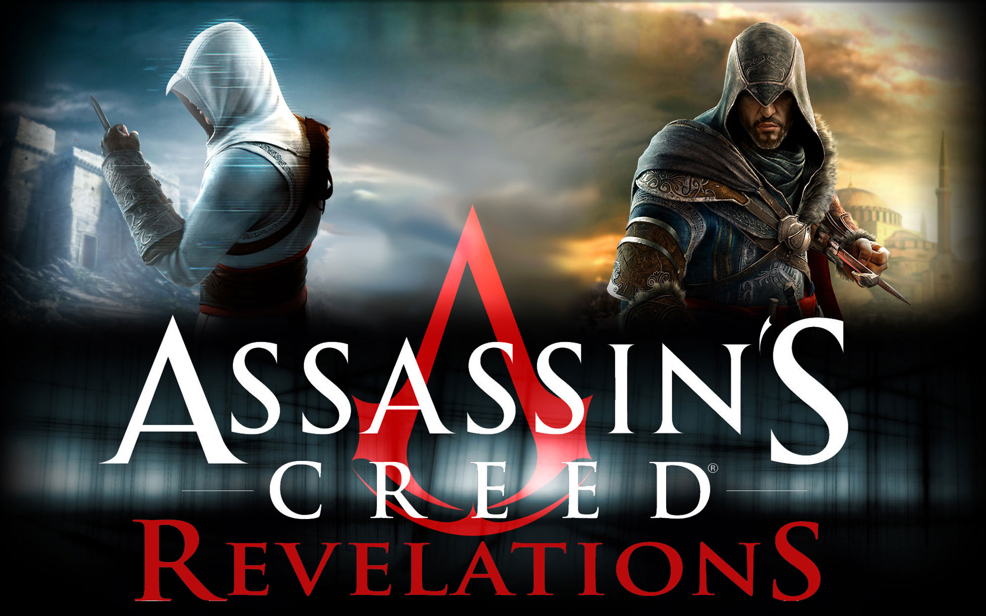 Assassin S Creed Revelations Wallpaper Hd Video Games Blogger