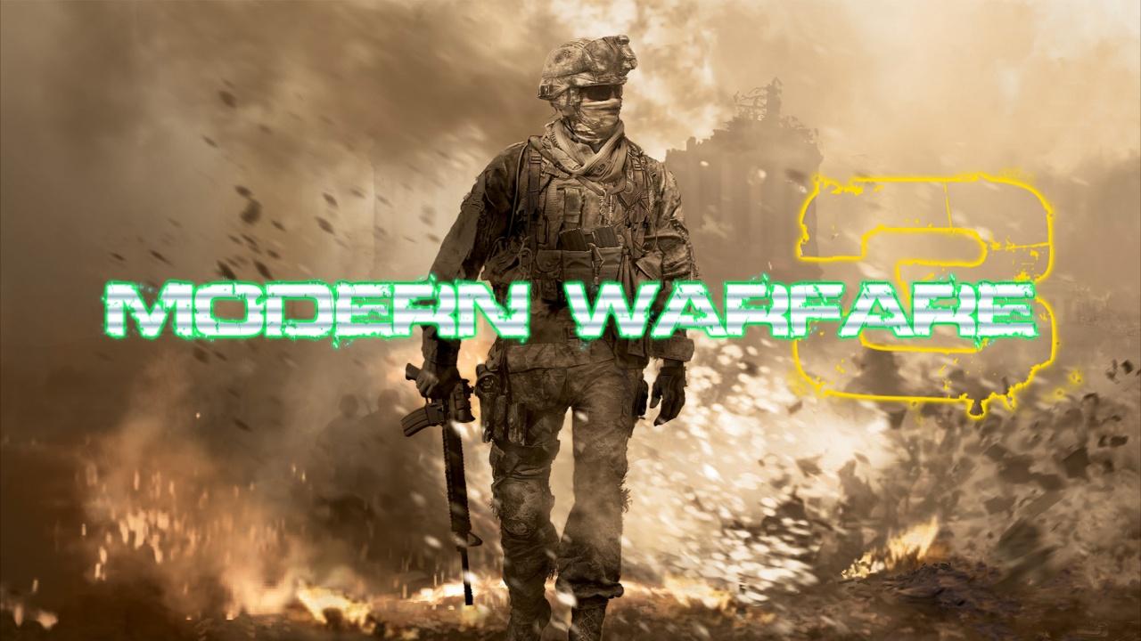 Modern Warfare 3 Wallpaper Hd Video Games Blogger
